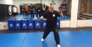 Edge Weapons Basic Footwork
