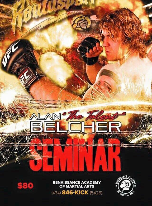 Alan Belcher Seminar at RAM