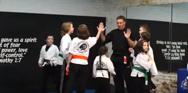Kids Karate Program