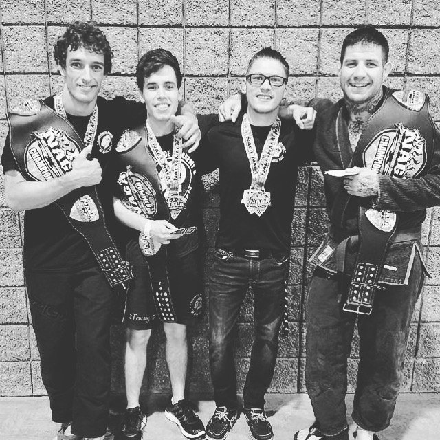 RAM NAGA Jiu Jitsu Champions