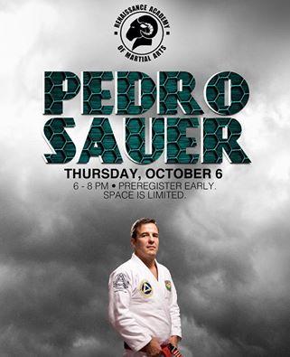 Seminar with Pedro Sauer
