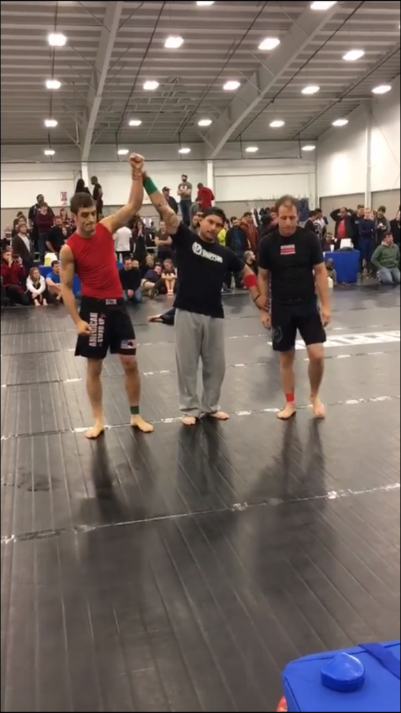 US Grappling Tournament Results