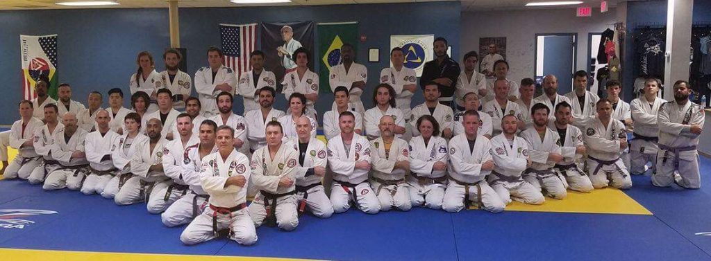 Association Training with Pedro Sauer