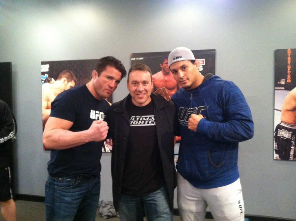 2013 Flashback: Coaching on the Ultimate Fighter