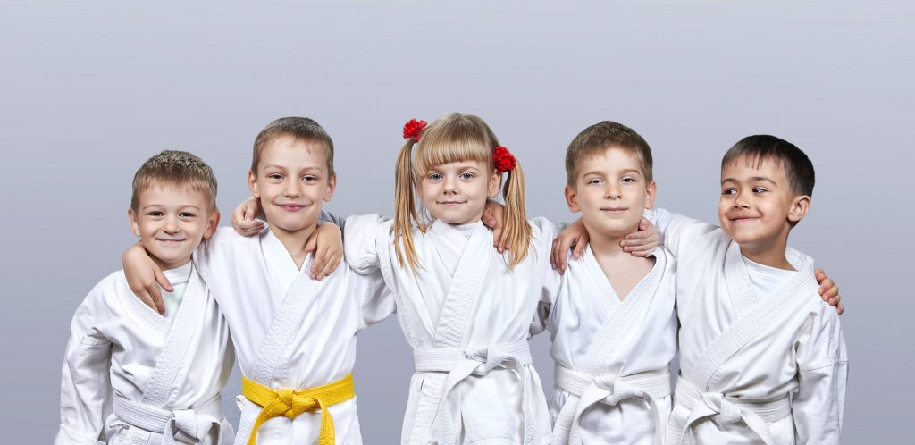 """MARTIAL ARTS TRAINING:  A POWERFUL """"KICK-START"""" TO YOUR CHILD'S BRIGHT FUTURE!"""